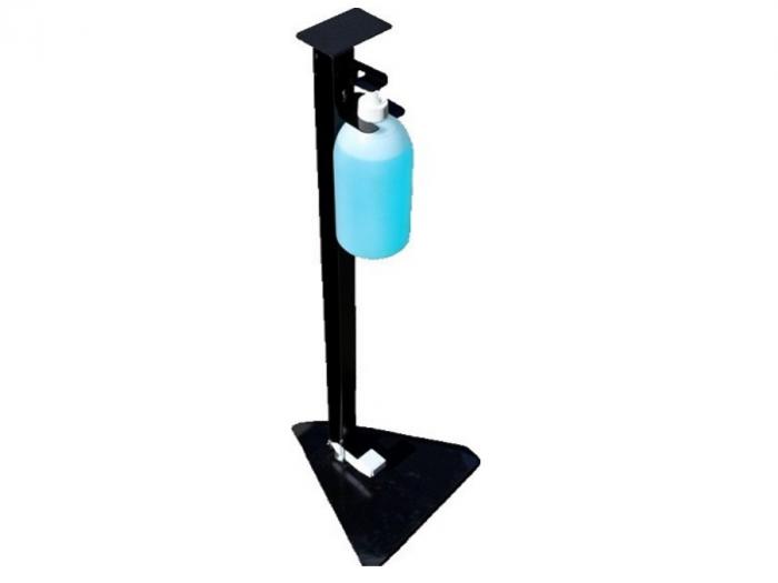 Foot Pedal Sanitizer Dispenser